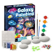 Rock Painting Kit - Arts And Crafts For Kits Toys - Includes Painting Kit Original
