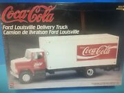 Amt H825 1/25th Scale Ford Coca Cola Louisville Truck Kit