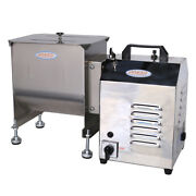 New Hakka Electric 40 Pound/20 Liter Commercial Sausage Mixer With Motor Machine