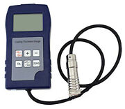 Dual Coating Thickness Gauge Meter Fe Nfe Tester For Steel Copper Plastic Paint