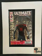 9.4 Nm Miles Morales Ultimate Spider-man 1 French Euro Variant Wp 2014 Tpb