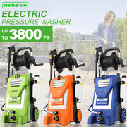 Max 4000psi 3.0gpm Electric Pressure Washer Power Water Washer Cleaner Machines.