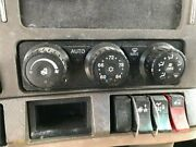 2018 Kenworth T680 Heater And Ac Temp Control 3 Knob 5 Button