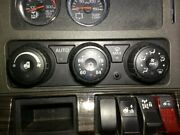 2015 Kenworth T680 Heater And Ac Temp Control 3 Knobs 5 Buttons