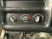 2006 Chevrolet C7500 Heater And Ac Temp Control 3 Knobs