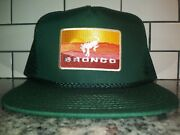 Temporarily Out Of Stock Ford Bronco Trucker Hat Vintage Style
