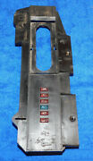 1967 1968 Mustang Gt Gta Cougar Xr7 Gte Orig A/t Console Shifter Indicator Plate