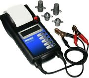 Midtronics Mdx-p300 12v Battery And Charging System Tester With Built-in Printer