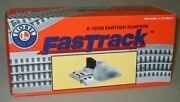 Brand New Lionel Fastrack O Gauge 3 Rail Earthen Bumpers Pair 6-12059