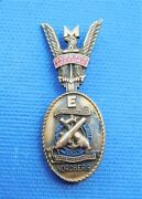 Ww Ii Ships For Victory/e Production Combined Award Navy Nordberg Sterling