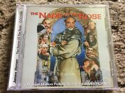 The Name Of The Rose + Cocoon James Horner Limited Import Both Scores On 1 Cd