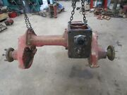 Ih Farmall 140 Transmission And Final Drive Assembly We Ship Antique Tractor