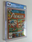 Avengers Annual 10 Cgc 9.6 1st Appearance Of Rouge And Madelyn Pryor