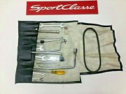 Original And Genuine Tool Kit Bag For Porsche 911 From 1965-89 Convertible