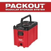 Packout 10 In. Compact Portable Tool Box With Adjustable Dividers And Interior S