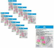 Ateco 4611 Clear Disposable Bags For Cake Decoration Pkg Of 1000 12 Pc 12and039and039