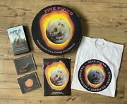 Pink Floyd - Variations On A Theme On Absence 4xcd+1xvh + T-shirt Size Xxl 90s