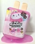 I Dig Monsters Pink Jumbo Popsicle Blind Pack With Exclusive Monji Toy Treats