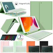 Tablet Case Cover Stand Wireless Keyboard For Ipad 10.2 2020/19 9.7 Pro 10.5
