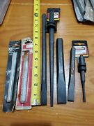 Craftsman Usa Made Mixed Chisel 7 Pc Set Nos. . New Other