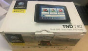 Rand Mcnally Tnd 740/740c Lm Updated Maps 7 Truck Gps6 Months Digitizer Replac