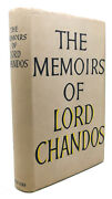 Oliver Lyttleton, Viscount Chandos The Memoirs Of Lord Chandos 1st Edition 1st