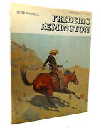 Peter H. Hassrick Frederic Remington Paintings, Drawings, And Sculpture In The A