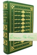 Bruce Catton A Stillness At Appomattox Signed Franklin Library 1st Edition 1st P