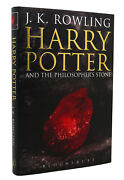J. K. Rowling Harry Potter And The Philosopherand039s Stone 1st Edition Thus 1st Pr