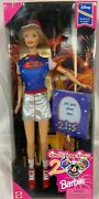 4th Edition Disney Fun Barbie Doll Exclusive W/mickey Mouse Ears Nrfb