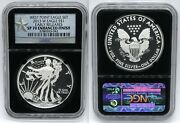 2013-w Enhanced Finish American Silver Eagle Ngc Sp70 West Point Eagle Set