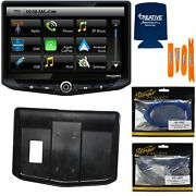 Stinger Heigh10 Un1810 10 Touch Screen Multimedia Receiver Single-din Mounting