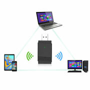 1200mbps Wireless Wifi Adapter 3.0 Usb Dongle Dual Band 5g/2.4g Bluetooth Pc 5.0