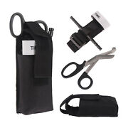 One Hand Tourniquet Strap Rapid Application First Aid Kit Hiking Survival