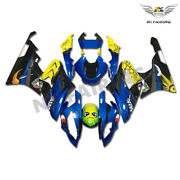 Fit For Bmw Fairing Blue Shark Teeth 2015-2016 S1000rr Injection Plastic S04
