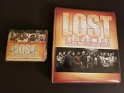 Lost Season 2 Trading Card Factory Sealed Box And Binder Combo Inkworks 2006
