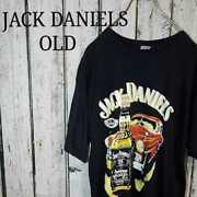90's Jack Daniels T-shirt Bag Print Available Used Clothes Shop Roberty Thrift