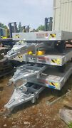 Industrial Trailer 3.0t Capacity With Tow Eye Hitch