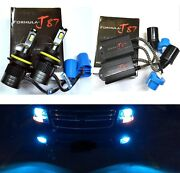 Led G8 Canceler 9004 Hb1 8000k Icy Blue Bulbs Head Light High Low Replacement Oe