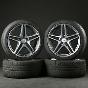 19 Inch Winter Tyres Mercedes C-class A205 C205 C63 Amg A2054016200