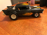 Vintage Testors Cox 57 Chevy .049 Gas Engine Powered Tether Car Hot Rod Racer