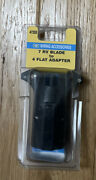 New Hoppy Plug-in Simple 7 Pin To 4 Pin Trailer Adapter 47355 Truck Suv Rv Car
