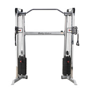 Body-solid Functional Trainer 200 Gdcc200 Commercial Dual 160 Lb Weight Stacks