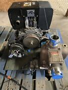 New Old Stock Hatz Diesel With Bronze Pump 2and039and039 Over 200gpm Blige Many Uses