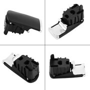 Black Glove Box Lid Glove Box Handle Left Hand For Car Replacement Car Use For