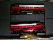 Lehigh Valley F7-a And F7-b Athearn Special Edition New Ho