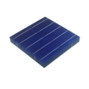 10pcs 4.5w 156mm Efficiency Photovoltaic Polycrystalline Silicon Solar Cell 6x6