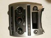 2005 2007 Jeep Grand Cherokee A/c Heater Switch Clilmate Control P55111009am