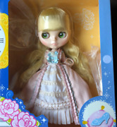 Neo Blythe Doll Cwc Limited Midnight Spell Theme Cinderella Used