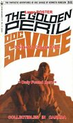 Doc Savage 55 Golden Peril Ancient Building =poster Paperback 3 Sizes 17-18-19